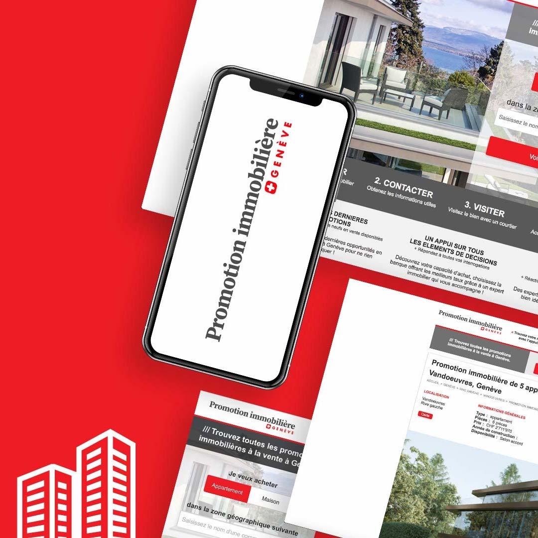 Promotion immobilière Genève