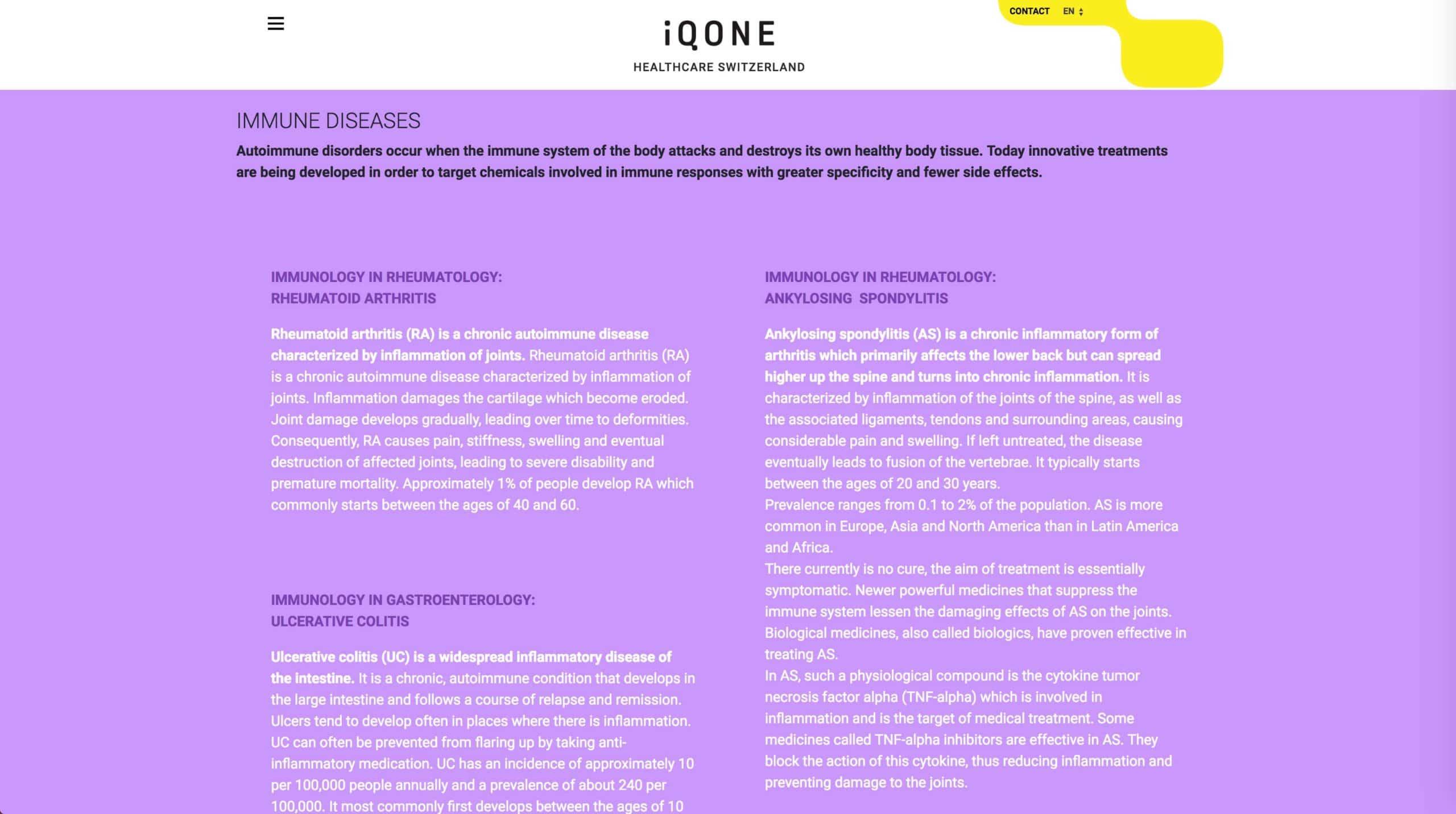page iqone 1