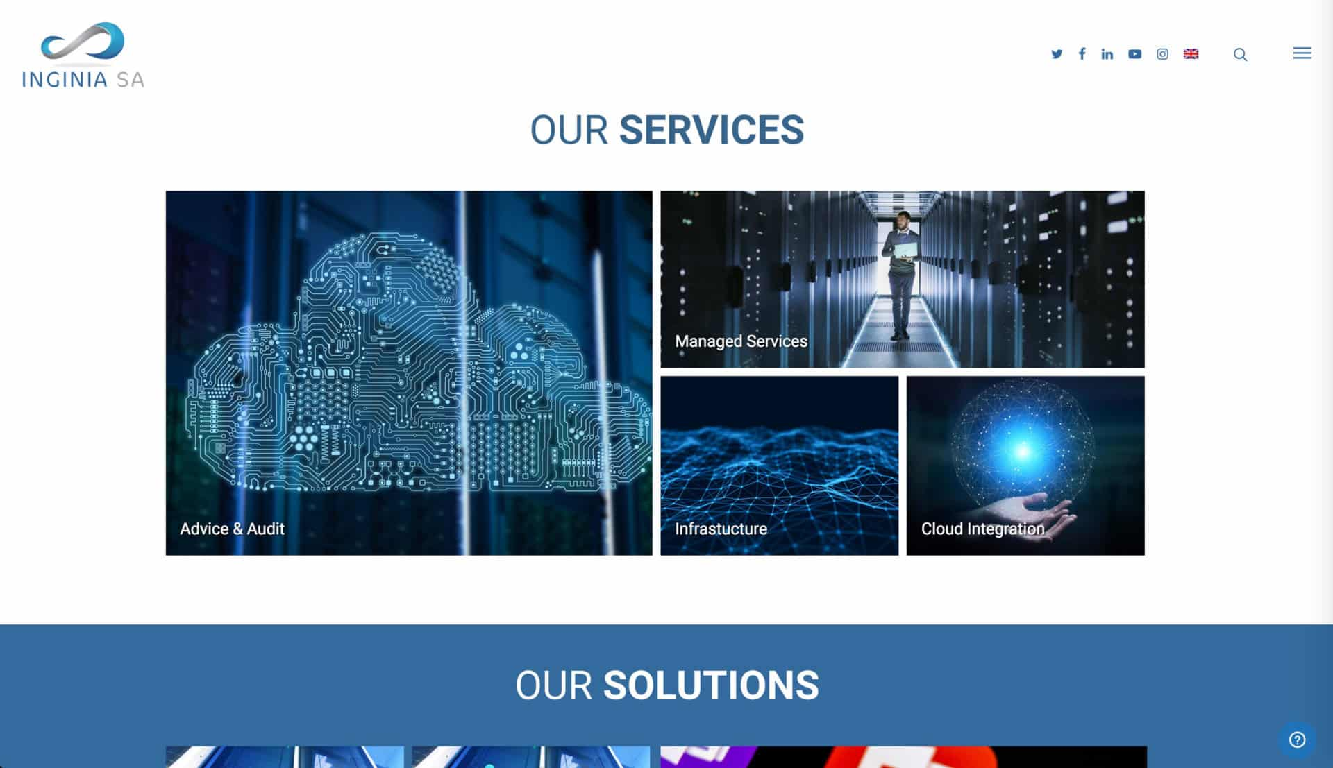 page solution ingina 3