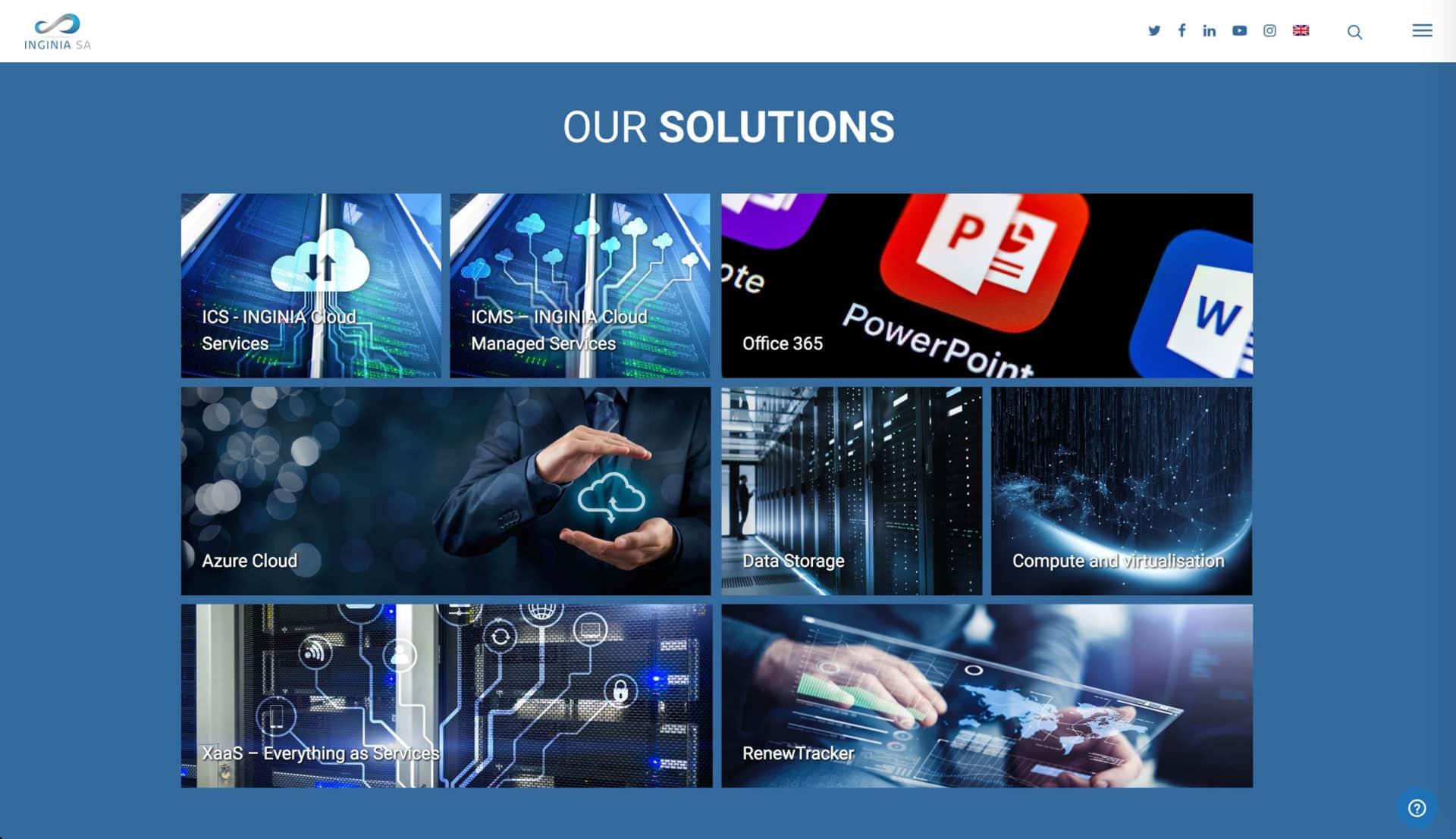 page solution ingina 2