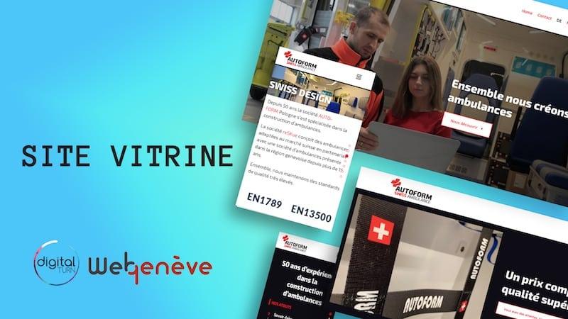 Auto Form Swiss Ambulance