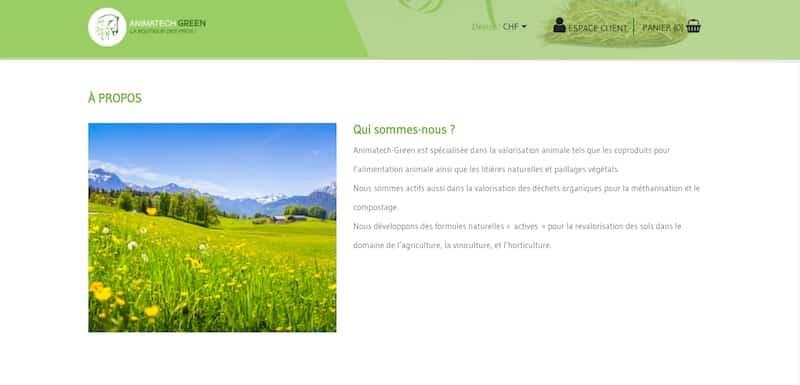 Cheval Santé Animatech green-Qui sommes Nous